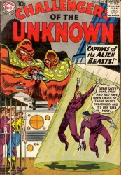 Challengers Of The Unknown #14