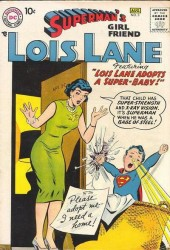 Superman's Girl Friend, Lois Lane #3