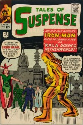 Tales Of Suspense #43 Early Iron Man!