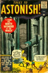 Tales To Astonish #1