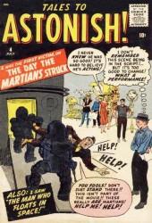 Tales To Astonish #4