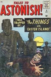Tales To Astonish #5