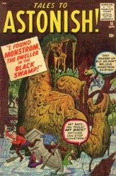 Tales To Astonish #11