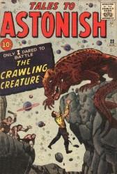 Tales To Astonish #22
