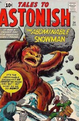 Tales To Astonish #24