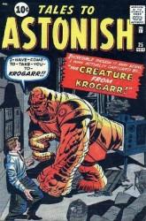 Tales To Astonish #25