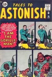 Tales To Astonish #28