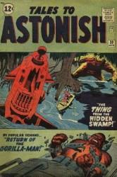 Tales To Astonish #30