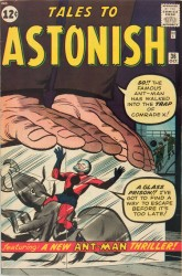 Tales To Astonish #36 2nd Full Ant Man!