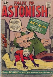 Tales To Astonish #38