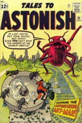 Tales To Astonish #39
