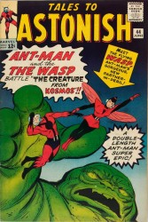 Tales To Astonish #44 1st Wasp!