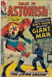 Tales To Astonish #49