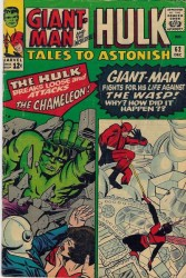 Tales To Astonish #62