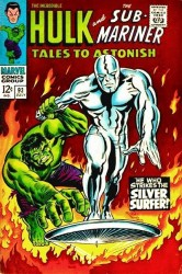Tales To Astonish #93 Silver Surfer!