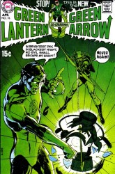 Green Lantern #76 Neal Adams Cover!