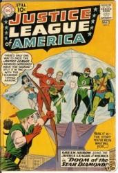 Justice League Of America #4