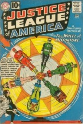 Justice League Of America #6 1st Amos Fortune!