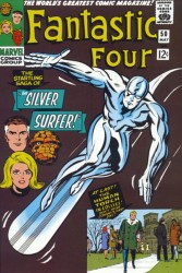 Fantastic Four #50 3rd Silver Surfer!
