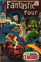 Fantastic Four #65 1st Ronin!
