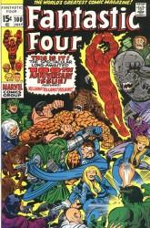 Fantastic Four #100