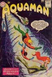 Aquaman #11 1st Mera!