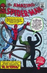 Amazing Spider-Man #3 1st Doctor Octopus!