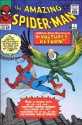 Amazing Spider-Man #7 Vulture!