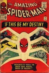 Amazing Spider-Man #31 1st Gwen Stacy!