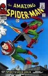 Amazing Spider-Man #39 Green Goblin!