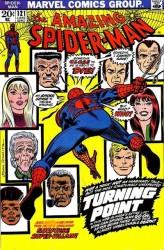 Amazing Spider-Man #121 Death of Gwen Stacy!