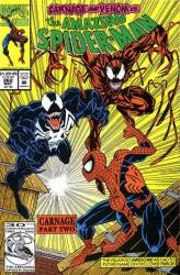 Amazing Spider-Man #362