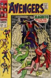 Avengers #47 1st Dane Whitman Black Knight!
