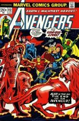 Avengers #112