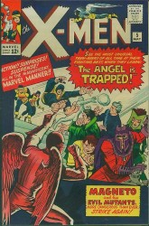 X-Men #5 2nd Magneto!