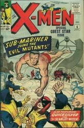 X-Men #6 Sub-Mariner!
