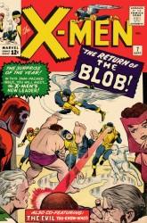 X-Men #7 Blob!