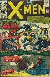 X-Men #9 1st Lucifer!