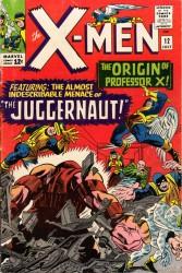 X-Men #12 1st Juggernaut!