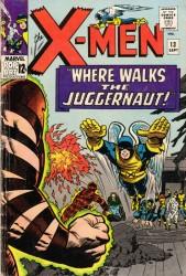 X-Men #13 2nd Juggernaut!