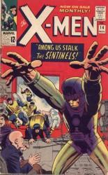 X-Men #14 1st Sentinels!