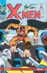 X-Men #19 1st Mimic!