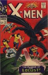 X-Men #24 Locust!