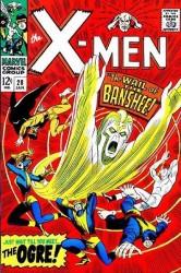 X-Men #28 1st Banshee!