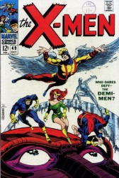 X-Men #49 1st Polaris!