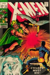 X-Men #54 1st Alex Summers!