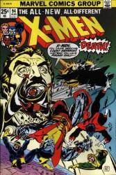X-Men #94 New Team Begins!