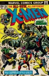 X-Men #96 1st Moira McTaggert!