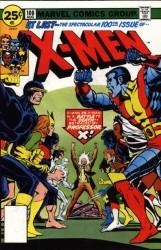X-Men #100 Old Vs New Team!
