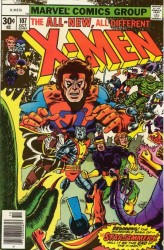 X-Men #107